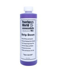 Poorboy's World Strip Down 473ml do inspekcji lakieru