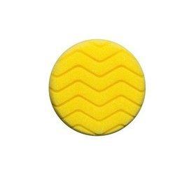 RRC Classic Zigzag 135mm żółta gąbka polerska