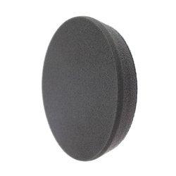 RRC PRO 80mm czarna miękka gąbka polerska