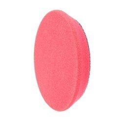 RRC PRO 80mm czerwona średnio miękka gąbka polerska
