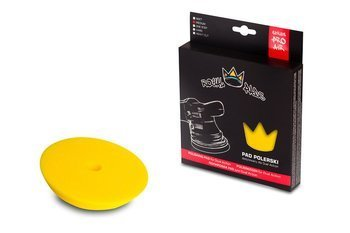 Royal Pads AIR Medium Pad for DA 150mm żółty pad o średniej twardości dla maszyn DA