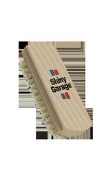 Shiny Garage Leather Brush szczotka do skóry